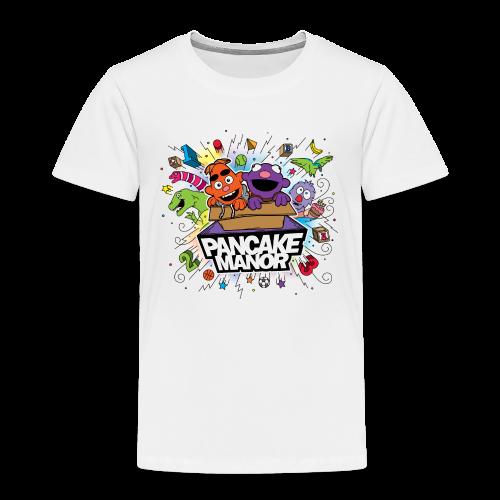 TODDLER:  Explosion tee - T-shirt premium pour enfants