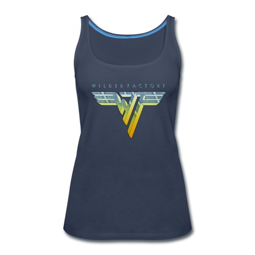 Hot For T-shirt - Women's Premium Tank Top