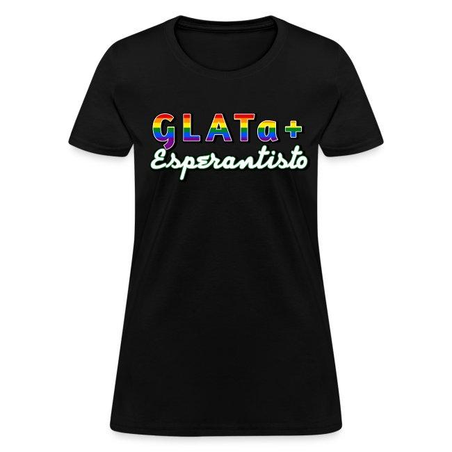 GLATa+ Esperantisto (Feminine)