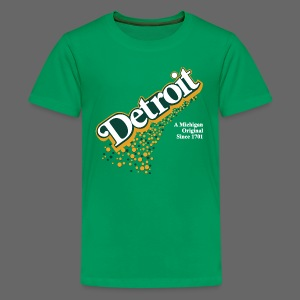 Detroit Ginger Ale - Kids' Premium T-Shirt