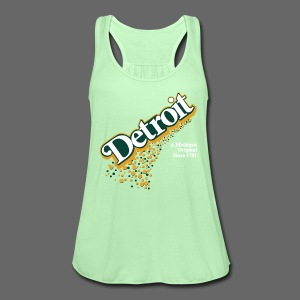 Detroit Ginger Ale - Women's Flowy Tank Top by Bella