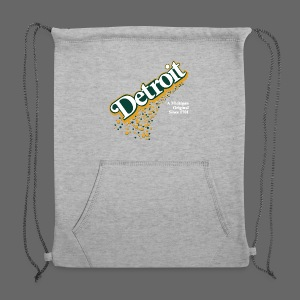 Detroit Ginger Ale - Sweatshirt Cinch Bag