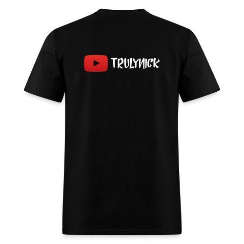 TrulyNick TN Crystal Design - Men's T-Shirt