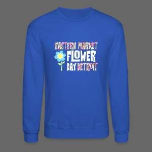 Eastern Market - Flower Day - Crewneck Sweatshirt