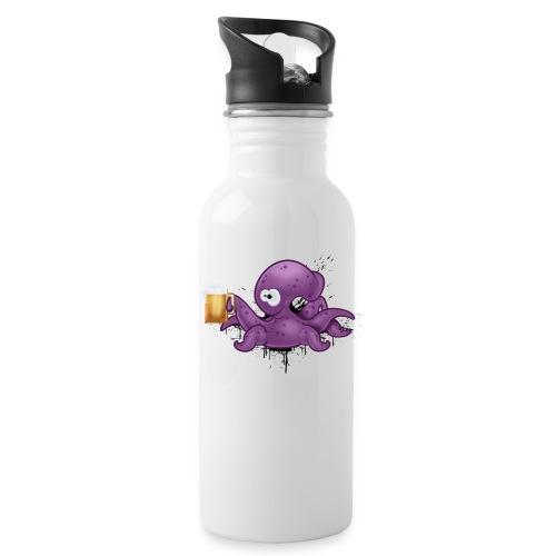 Cheers Octopus - Water Bottle