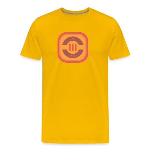 Life Awaits Men's Premium T-Shirt - Men's Premium T-Shirt