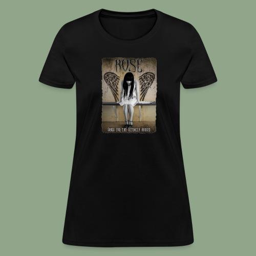Rose - SFTRA T-Shirt #1 (women's) - Women's T-Shirt