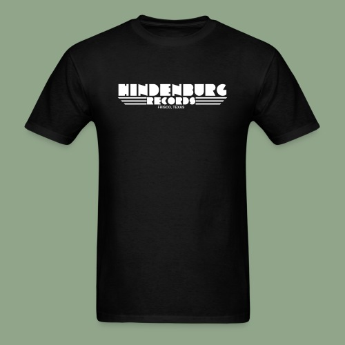 Hindenburg Records - Logo #1 T-Shirt (men's) - Men's T-Shirt