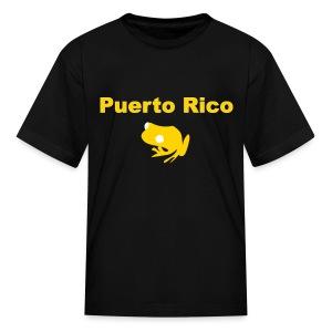 Coquí de Puerto Rico - Kids' T-Shirt