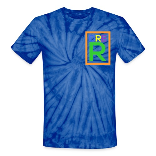 Dre Logo multi clr T-Shirt - Unisex Tie Dye T-Shirt