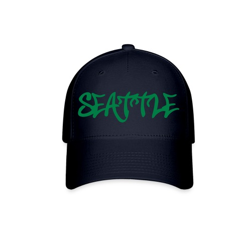 Seattle Fitted Cap - Baseball Cap