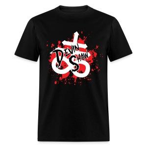 Devin Shaw Cross #NOTMYGOD Shirt - Men's T-Shirt