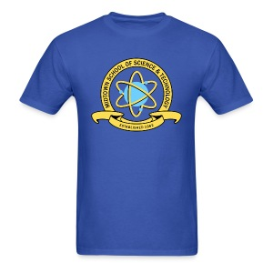 MIDTOWN SCHOOL SCIENCE & TECHNOLOGY - Men's T-Shirt