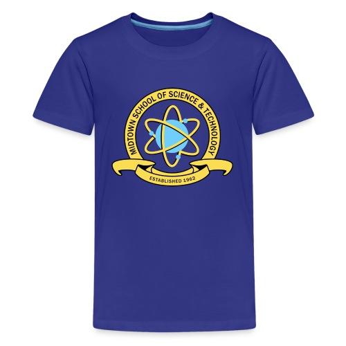 MIDTOWN SCHOOL SCIENCE & TECHNOLOGY - Kids' Premium T-Shirt