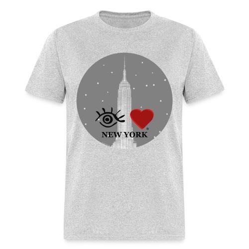 Eye Love New York Empire State Building - Men's T-Shirt