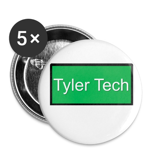 Tyler Tech Hoodie - Large Buttons