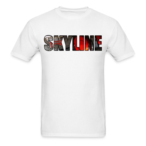SKYLINE GTR Carbon - Men's T-Shirt