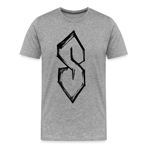 that old school S by Tai's Tees - Men's Premium T-Shirt