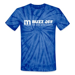Unisex Tie Dye Buzz Off T-Shirt *other colors available* - Unisex Tie Dye T-Shirt