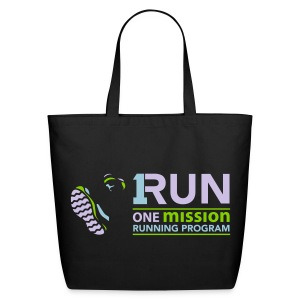 Eco-Friendly Running Programs Tote Bag *other colors available* - Eco-Friendly Cotton Tote