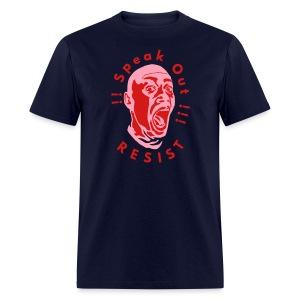 Speak Out Resist - Men's T-Shirt