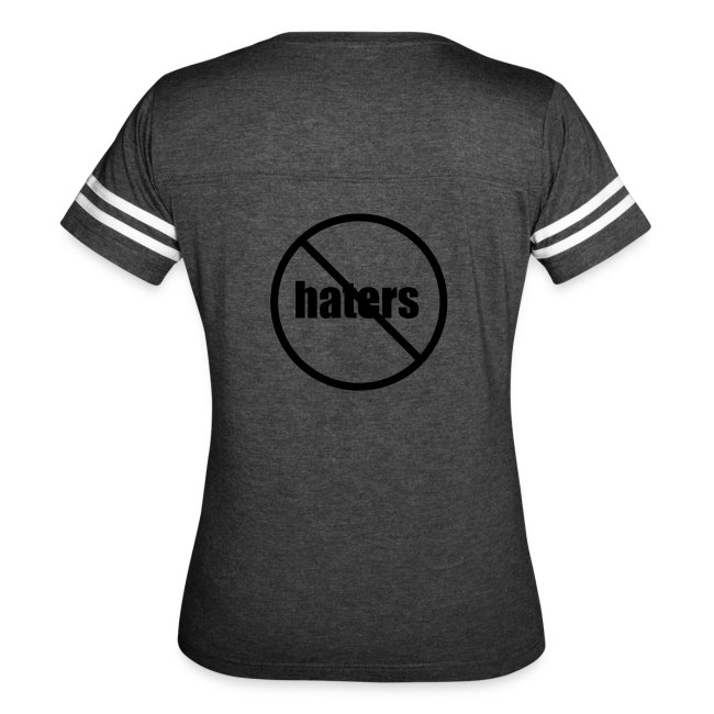 Bish Bye Women's Vintage Sport T-shirt