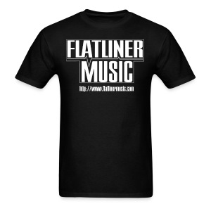 Flatliner Music Fan T-Shirt - Men's T-Shirt