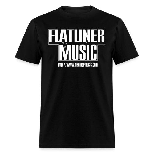 Flatliner Music Fan T-Shirt - Men's T-Shirt