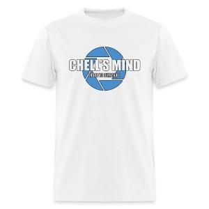 Chell's Mind | Male Tee Shirt - Men's T-Shirt