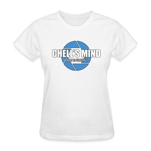Chell's Mind | Female Tee Shirt - Women's T-Shirt