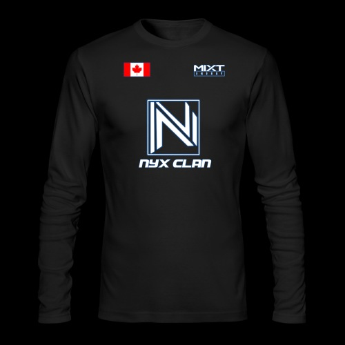NyX Whip - Jersey Season 1 - Men's Long Sleeve T-Shirt by Next Level