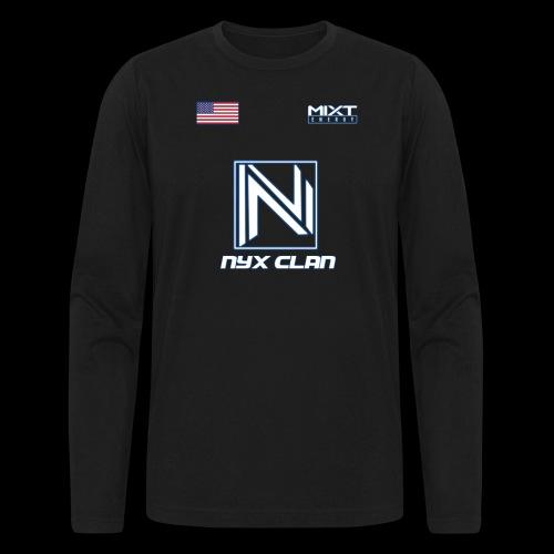 NyX Stuc - Jersey Season 1 - Men's Long Sleeve T-Shirt by Next Level