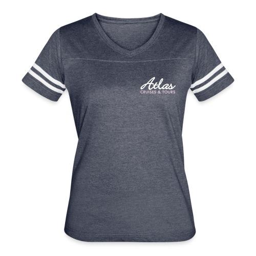 Women's Vintage Sport Shirt  (dark) - Women's Vintage Sport T-Shirt