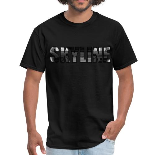 SKYLINE GTR Front View - Men's T-Shirt