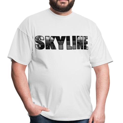 SKYLINE GTR Front View - Men's T-Shirt