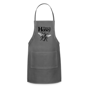 Time is Honey Beekeeper Apron - Adjustable Apron