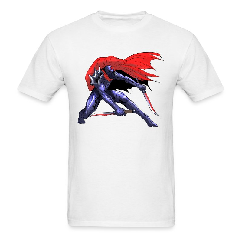 Battle Ready Ghost - Men's T-Shirt