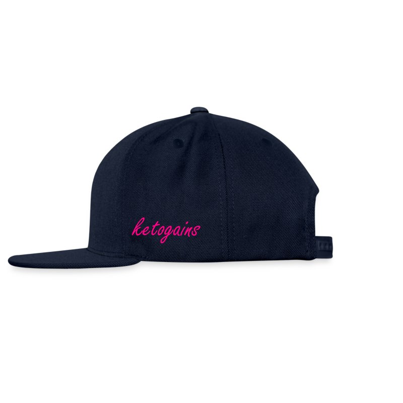 Katakana Hat - Reads: KETOGAINZU. - Snap-back Baseball Cap