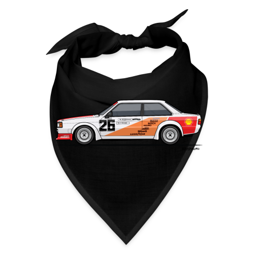 Four Rings 80 B2 GTE European Touring Car - Bandana