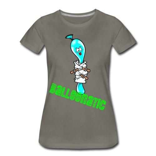 Balloonatic Womens - Women's Premium T-Shirt