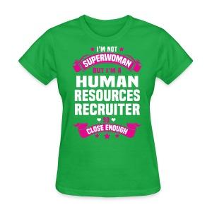 The Recruiter - Women's T-Shirt
