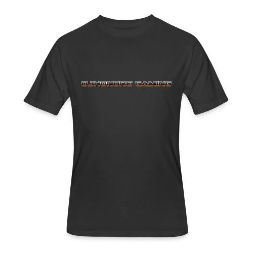 Men's 50/50 T-Shirt|Logo Front - Men's 50/50 T-Shirt