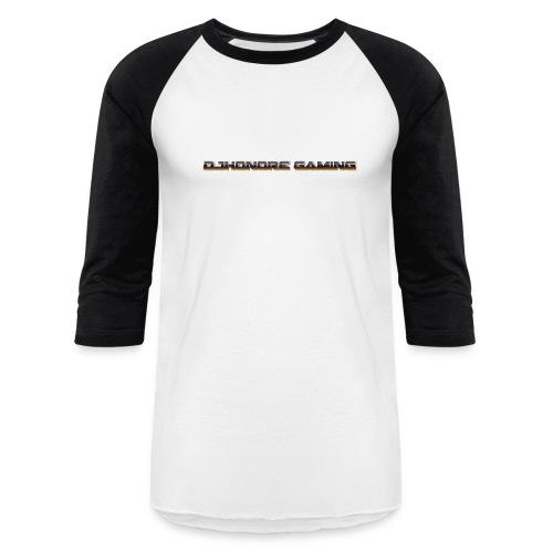 Baseball T-Shirt|Logo Front - Baseball T-Shirt
