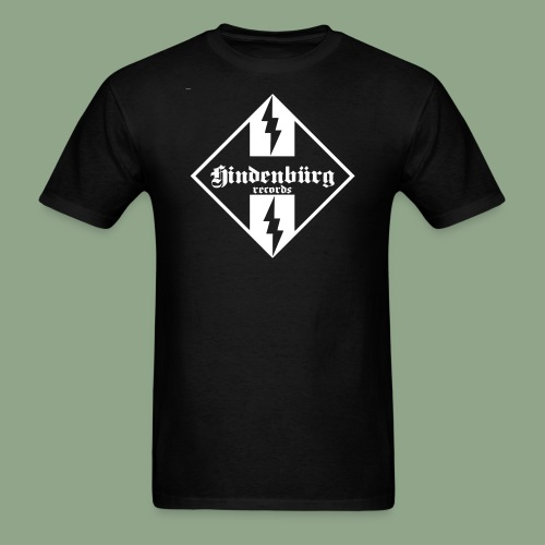 Hindenburg Records - Logo #2 T-Shirt (men's) - Men's T-Shirt