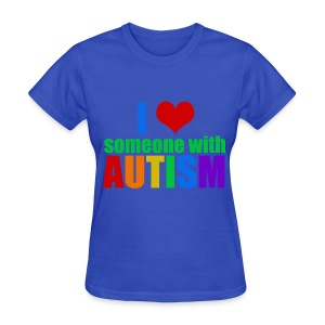 Autism Love - Women's T-Shirt