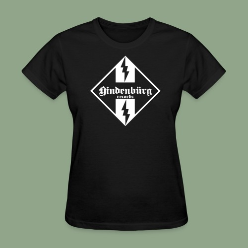 Hindenburg Records - Logo #2 T-Shirt (women's) - Women's T-Shirt