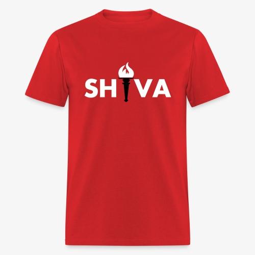 Red Shiva Tee - Men's T-Shirt