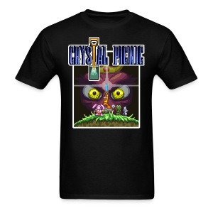 CRYSTAL PICNIC MENS - Men's T-Shirt