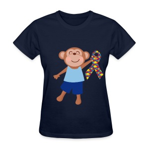 Autism Friendly - Women's T-Shirt
