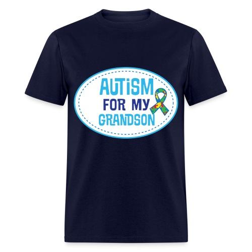 Proud Grandpa - Men's T-Shirt